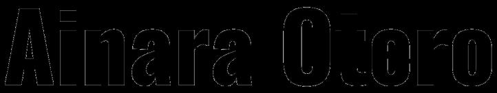 Ainara Otero Logo